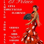 FLAMENCO SHOW  DINNER IN ELCHE