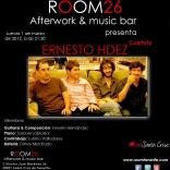 Ernesto Hern�ndez Cuarteto - Room 26