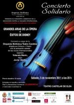 Concierto en Teatro Castelar de Elda