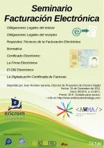 Seminario Facturaci�n Electr�nica