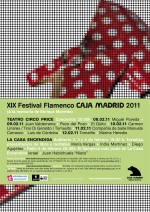 XIX FESTIVAL FLAMENCO CAJA MADRID